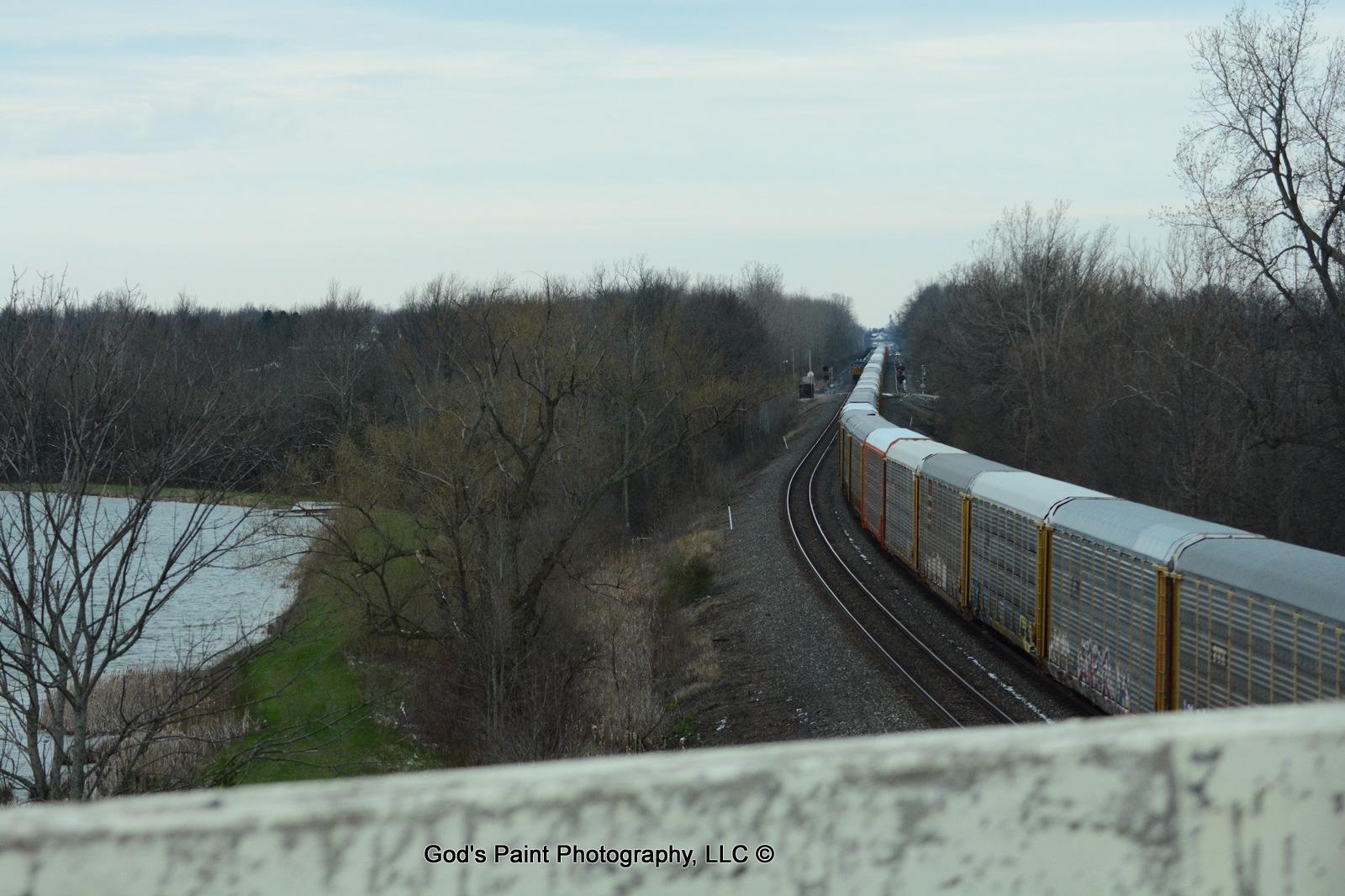 Short Trip To Ashland, Ohio April 2016